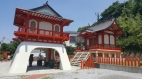 Temple au Cap Nagasakibana